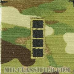 准尉 (CW4)(Chief Warrant Officer 4 (CW4))[OCP/階級章/キャップ用縫い付けパッチ]の画像