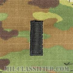 中尉(First Lieutenant (1LT))[OCP/階級章/キャップ用縫い付けパッチ]の画像