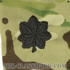 中佐(Lieutenant Colonel (LTC))[OCP/階級章/キャップ用縫い付けパッチ]の画像