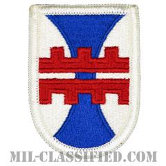 第412工兵コマンド(412th Engineer Command)[カラー/メロウエッジ/パッチ]の画像
