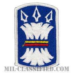 第157歩兵旅団(157th Infantry Brigade)[カラー/メロウエッジ/パッチ]の画像