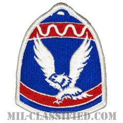 韓国軍事顧問団(Military Advisory Group to the Republic of Korea)[カラー/メロウエッジ/パッチ]の画像
