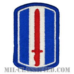 第193歩兵旅団(193rd Infantry Brigade)[カラー/メロウエッジ/パッチ]の画像