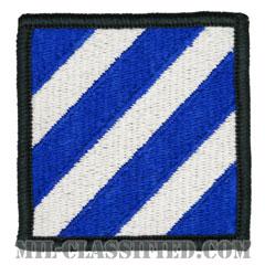 第3歩兵師団(3rd Infantry Division)[カラー/メロウエッジ/パッチ]画像