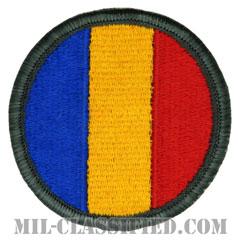 訓練規律コマンド(Training and Doctrine Command)[カラー/メロウエッジ/パッチ]の画像