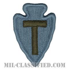第36歩兵師団(36th Infantry Division)[カラー/メロウエッジ/パッチ]の画像