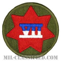 第7軍団(7th Corps)[カラー/メロウエッジ/パッチ]の画像