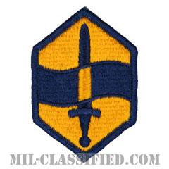 第460化学旅団(460th Chemical Brigade)[カラー/メロウエッジ/パッチ]の画像