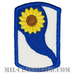 第69歩兵旅団(69th Infantry Brigade)[カラー/メロウエッジ/パッチ]の画像