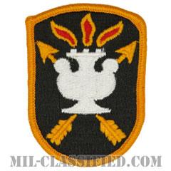 ジョン・F・ケネディ特殊戦センター・アンド・スクール(John F. Kennedy Special Warfare Center and School)[カラー/メロウエッジ/パッチ]の画像