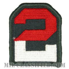 第2軍(2nd Army)[カラー/メロウエッジ/パッチ]の画像