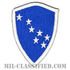 アラスカ州 州兵(National Guard, Alaska)[カラー/メロウエッジ/パッチ]の画像