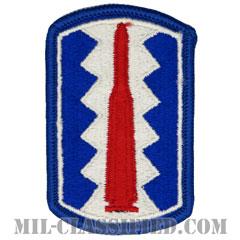 第197歩兵旅団(197th Infantry Brigade)[カラー/メロウエッジ/パッチ]の画像