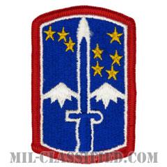 第172歩兵旅団(172nd Infantry Brigade)[カラー/メロウエッジ/パッチ]の画像