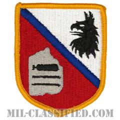 国防総省外国語学校(Defense Language Institute Foreign Language Center)[カラー/メロウエッジ/パッチ]の画像