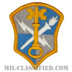 情報保全コマンド(Intelligence and Security Command)[カラー/メロウエッジ/パッチ]の画像