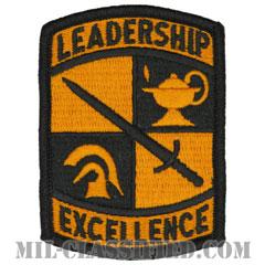 予備役将校訓練課程候補生コマンド(ROTC Cadet Command)[カラー/メロウエッジ/パッチ]の画像