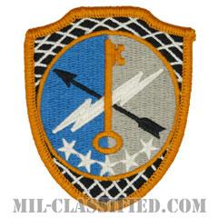 第780軍事情報旅団(780th Military Intelligence Brigade)[カラー/メロウエッジ/パッチ]の画像