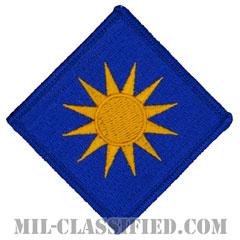 第40歩兵師団(40th Infantry Division)[カラー/メロウエッジ/パッチ]の画像