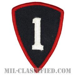 第1人事コマンド(1st Personnel Command)[カラー/メロウエッジ/パッチ]の画像