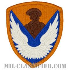 第78航空支援コマンド(78th Aviation Troop Command)[カラー/メロウエッジ/パッチ]の画像