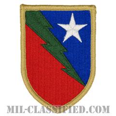 第136機動支援旅団(136th Maneuver Enhancement Brigade)[カラー/メロウエッジ/パッチ]の画像