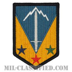 第3機動支援旅団(3rd Maneuver Enhancement Brigade)[カラー/メロウエッジ/パッチ]の画像