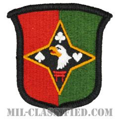 第101維持旅団(101st Sustainment Brigade)[カラー/メロウエッジ/パッチ]の画像