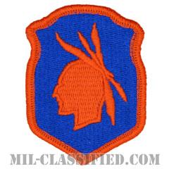 第98歩兵師団(98th Infantry Division)[カラー/メロウエッジ/パッチ]の画像