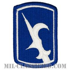 第67歩兵旅団(67th Infantry Brigade)[カラー/メロウエッジ/パッチ]の画像