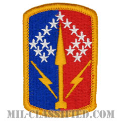第174防空砲兵旅団(174th Air Defense Artillery Brigade)[カラー/メロウエッジ/パッチ]の画像