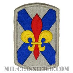 第256歩兵旅団(256th Infantry Brigade)[カラー/メロウエッジ/パッチ]の画像