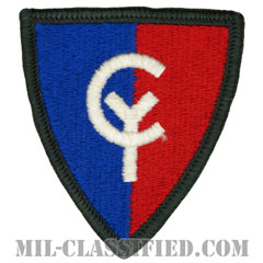 第76歩兵師団(76th Infantry Division)[カラー/メロウエッジ/パッチ]の画像