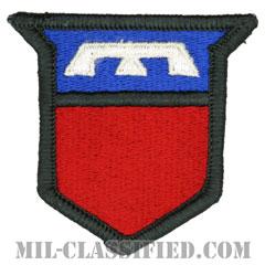 第38歩兵師団(38th Infantry Division)[カラー/メロウエッジ/パッチ]の画像