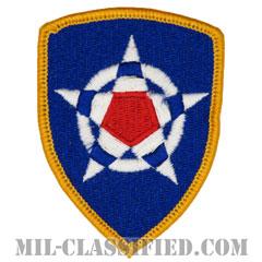 州兵作戦支援空輸軍団(National Guard Operations Support Airlift Command)[カラー/メロウエッジ/パッチ]の画像