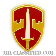 ベトナム軍事援助司令部(Militarly Assistance Command, Vietnam)[カラー/CSIB/ASU用バッジ]の画像
