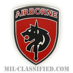 アフリカ特殊作戦軍(Special Operations Command, Africa)[カラー/CSIB/ASU用バッジ]の画像