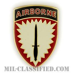欧州特殊作戦軍(Special Operations Command, Europe)[カラー/CSIB/ASU用バッジ]の画像