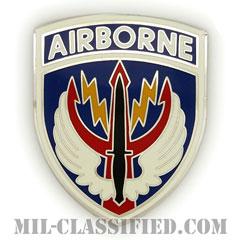 中央特殊作戦軍(Special Operations Command, Central)[カラー/CSIB/ASU用バッジ]の画像