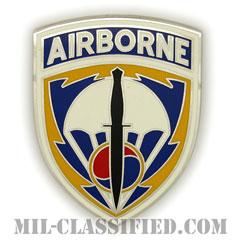 韓国特殊作戦軍(Special Operations Command, Korea)[カラー/CSIB/ASU用バッジ]の画像