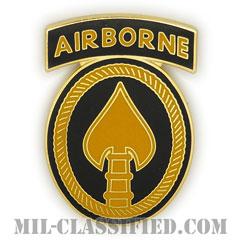 アメリカ特殊作戦軍(U.S. Special Operations Command)[カラー/CSIB/ASU用バッジ]の画像