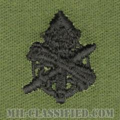 民生科章(Civil Affairs Corps)[サブデュード/兵科章/パッチ/ペア(2枚1組)]の画像