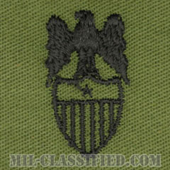 准将補佐官(Aide to the Brigadier General)[サブデュード/兵科章/パッチ/ペア(2枚1組)]の画像