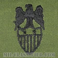 少将補佐官(Aide to the Major General)[サブデュード/兵科章/パッチ/ペア(2枚1組)]の画像