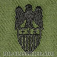 中将補佐官(Aide to the Lieutenant General)[サブデュード/兵科章/パッチ/ペア(2枚1組)]の画像