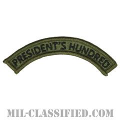 プレジデンツ ハンドレット タブ(President's Hundred Tab)[サブデュード/メロウエッジ/パッチ]の画像