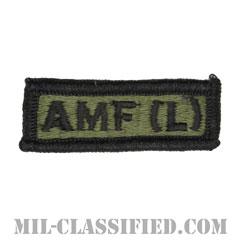 欧州連合軍機動部隊タブ(Allied Command Europe Mobile Force (Land) Tab)[サブデュード/メロウエッジ/パッチ]の画像