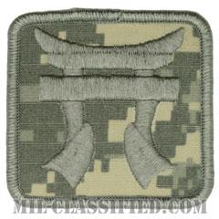 第187歩兵連隊第3旅団戦闘団(3rd Brigade Combat Team, 187th Infantry Regiment)[UCP(ACU)/ヘルメット用/パッチ]の画像