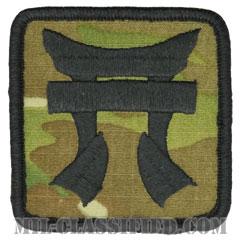 第187歩兵連隊第3旅団戦闘団(3rd Brigade Combat Team, 187th Infantry Regiment)[OCP/ヘルメット用/パッチ]の画像