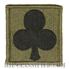 327歩兵連隊第1旅団戦闘団(1st Brigade Combat Team, 327th Infantry Regiment)[サブデュード/ヘルメット用/パッチ]の画像